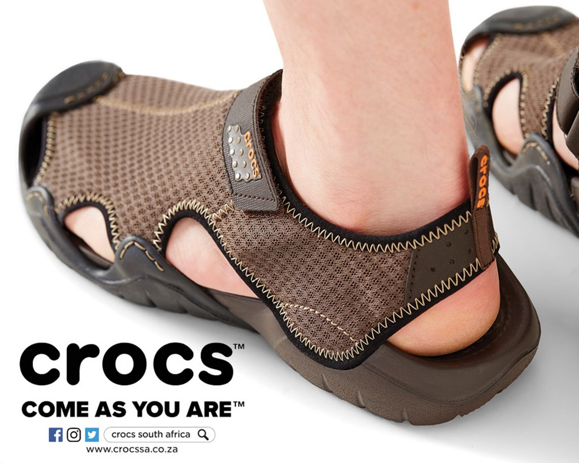 Winners of the Crocs Fathers' Day Competition