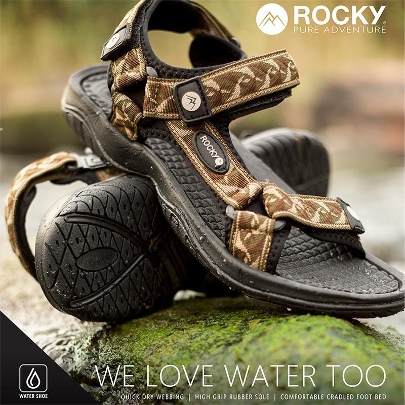 Rocky Walker Sandal