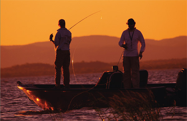 The South African Fly Fishing Magazine - cover
